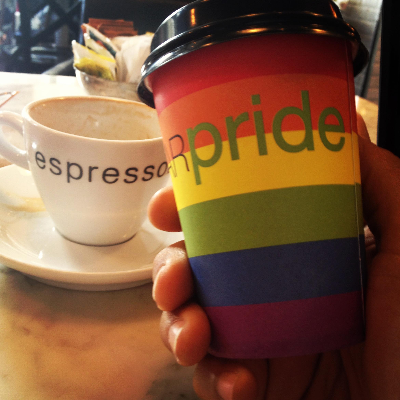 רשת אספרסו בר מצטרפת לחגיגות הגאווה