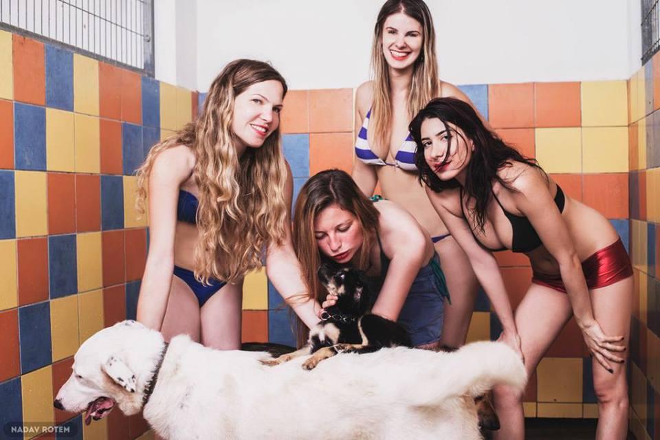 פרויקט כלבלאב: הקוזינות הישראליות שיגרמו לכם לרצות לאמץ כלב