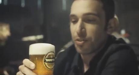 פרסומת: שלומי שבן – בירה גולדסטאר Unfiltered ביצירה אמיתית עדיף לגעת כמה שפחות