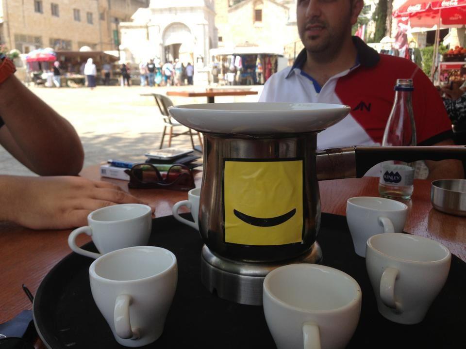רגע ישראלי: פרויקט שתפו את החיוך