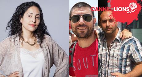 פרסום ראשון: לייב מפסטיבל קאן 2013 - אדלר חומסקי עם שני פיינליסטים בקטגוריית הפרינט