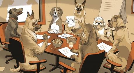 לא, לא, לא, כן! גדעון עמיחי השיק קמפיין פרינט ל-DOGTV בארצות הברית