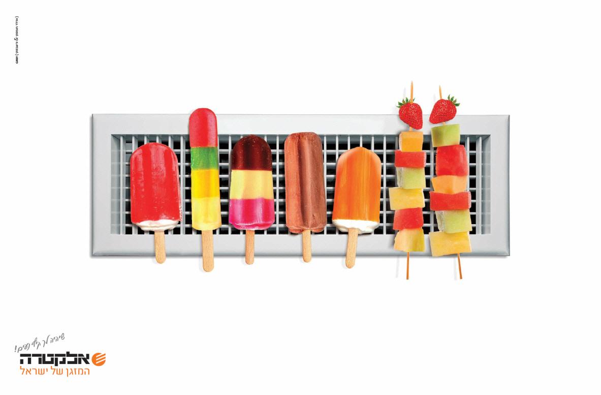 מדד המותגים 2013: מזגני אלקטרה - שיהיה לך קיץ נעים