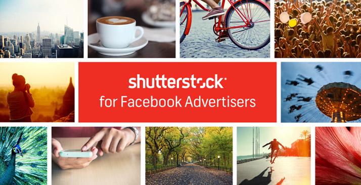 """שת""""פ פייסבוק ושאטרסטוק: אם אין לחם תאכלו תמונות"""