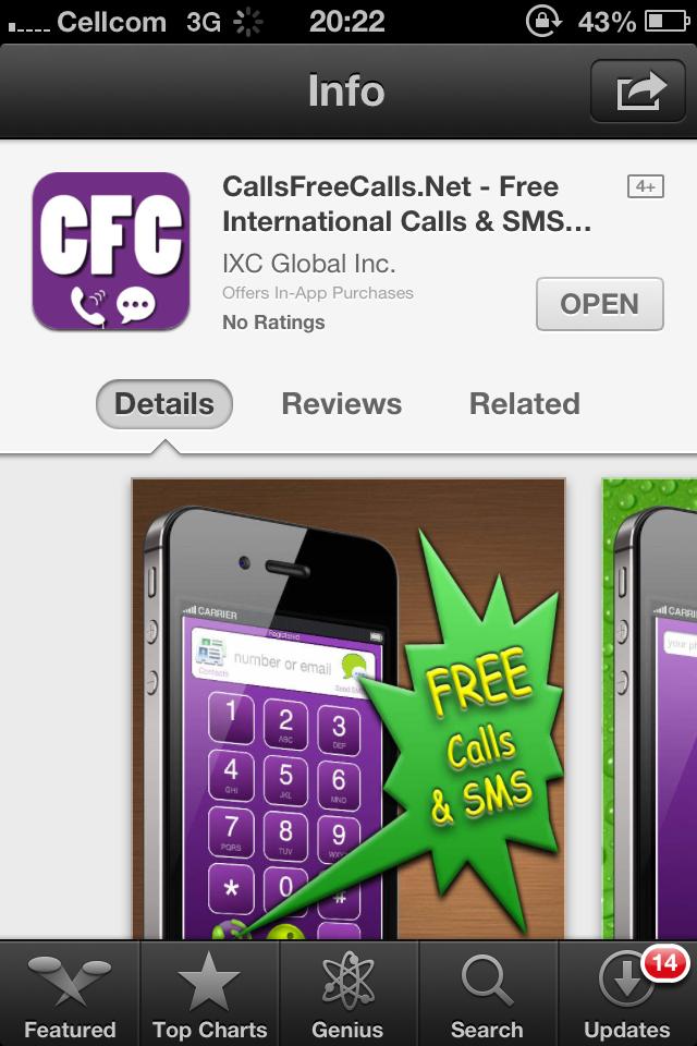 CallsFreeCalls - האפליקציה הכי מסוכנת שאי פעם תתקינו
