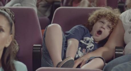קמפיין טלוויזיה: מיכל צפיר לא מתפשרת בפרסומות חדשות לנורופן לילדים