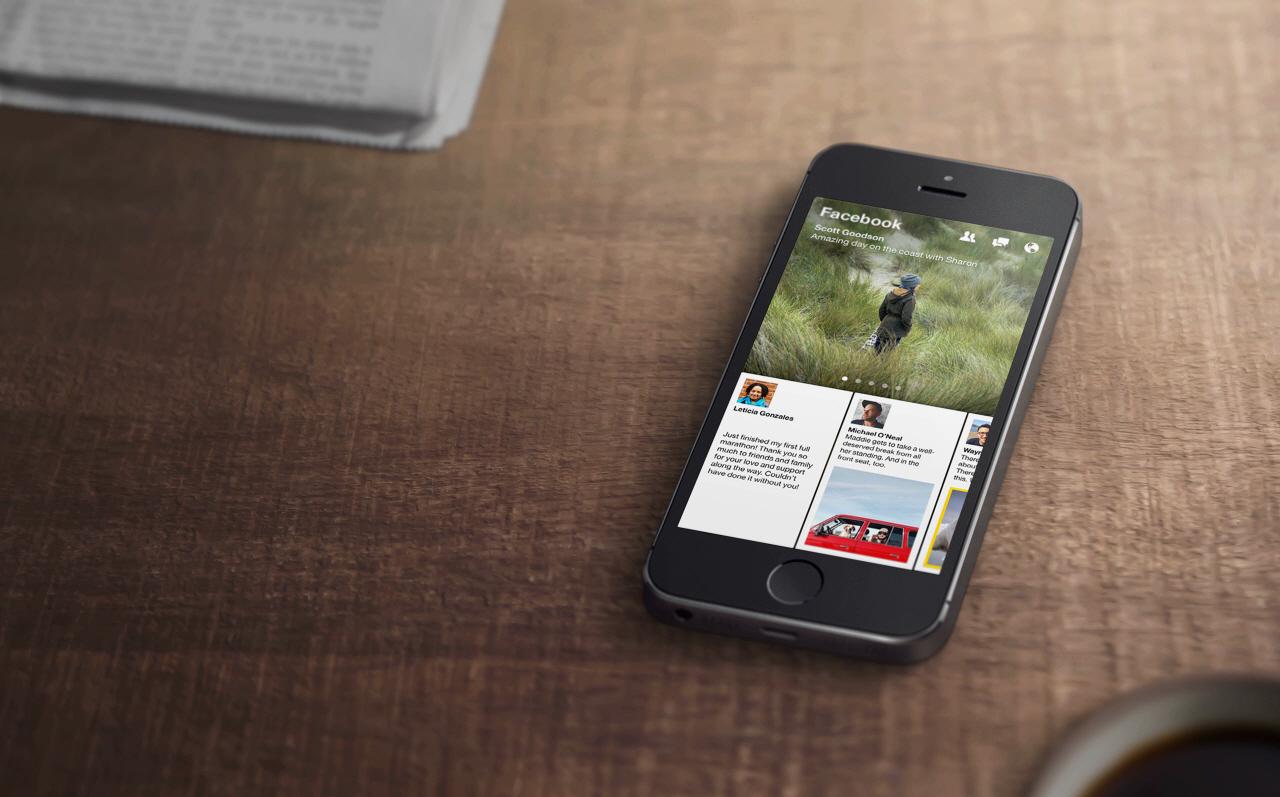 עידן הסטוריטלינג: פייסבוק מציגה את פייפר - Paper