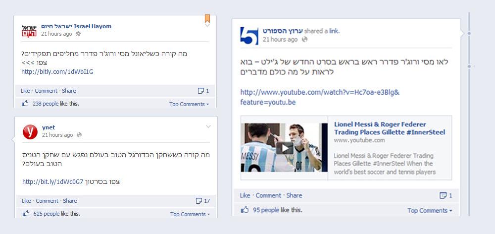 חשיפה: כך רני רהב משפיע על גופי התקשורת הגדולים ביותר בישראל וגורם להם לשתף פרסומת