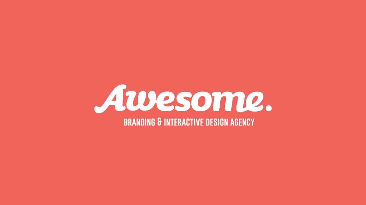 סוכנות המיתוג והאינטראקטיב פרוינדסטר ממתגת את עצמה מחדש תחת השם Awesome