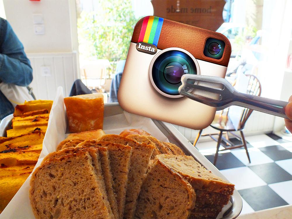 משלמים על האוכל עם תמונה באינסטגרם: מסעדת האינסטגרם הראשונה בעולם מושקת בישראל