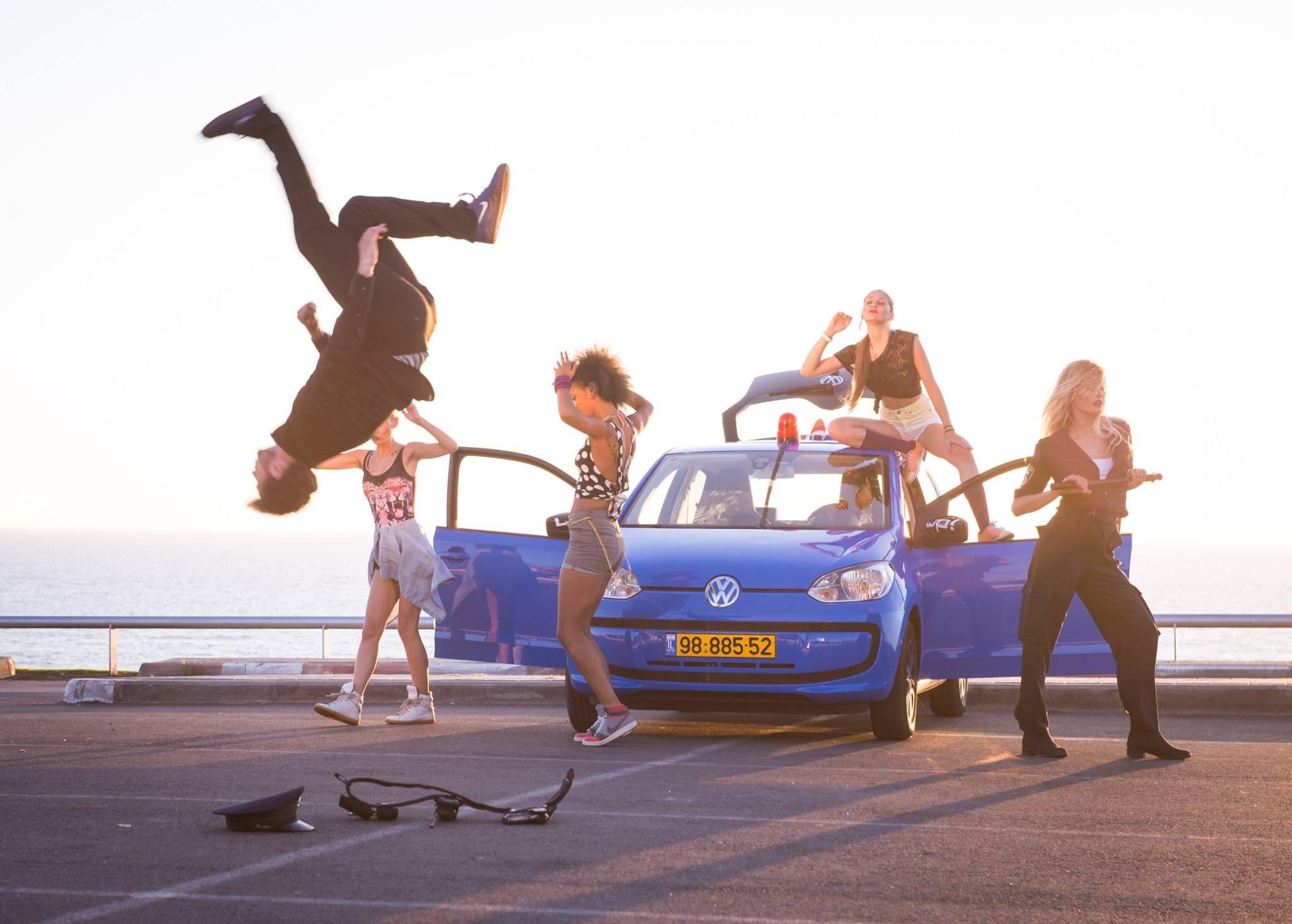 האם זהו הלהיט הגדול של הקיץ? נוי אלוש מציג את Up_N_Drive#