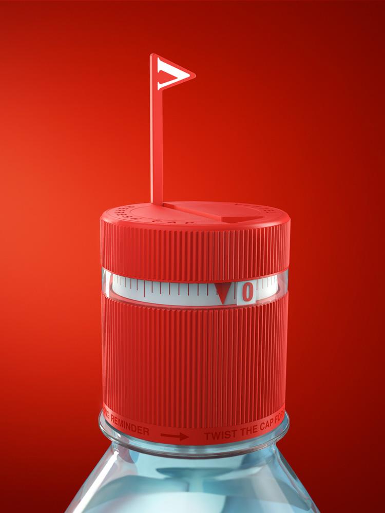 גאוני: הפקק הזה יגרום לכם לשתות מים