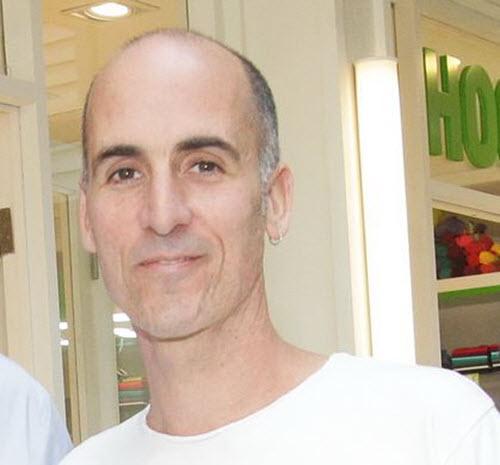 """אורן בר-גיל, סמנכ""""ל השיווק של קרולינה למקה ברלין הוא איש השיווק של יוני 2014"""