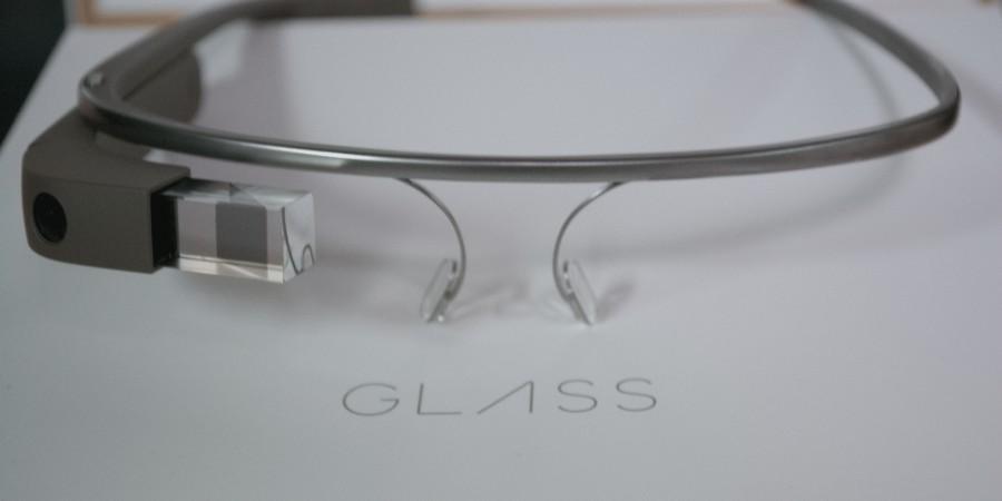 גוגל גלאס - Google Glass
