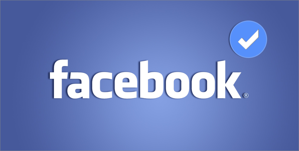 אימות עמודי פייסבוק - verified Page