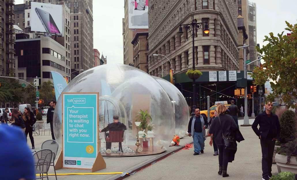 סטארט-אפ ישראלי מספק לתושבי ניו יורק טיפול פסיכולוגי ברחוב