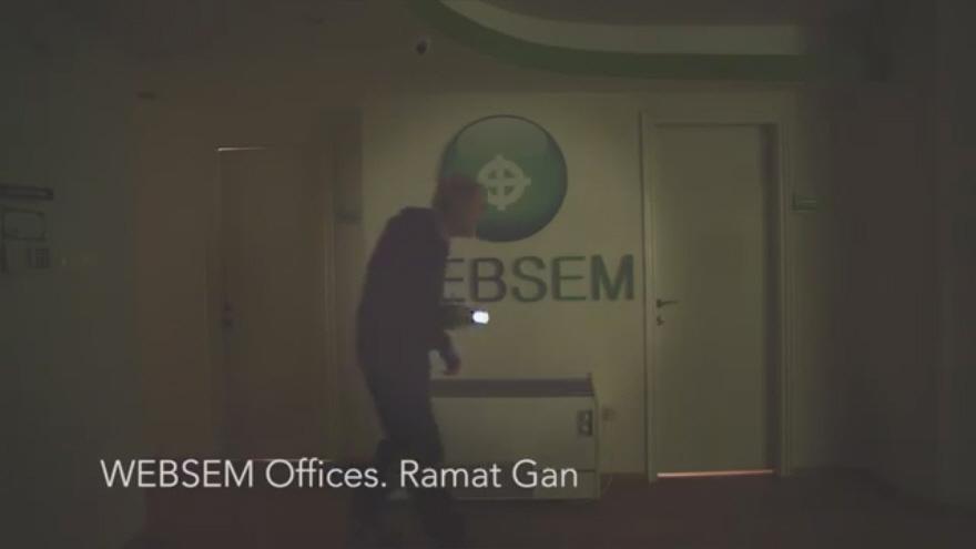 מתוך הסרטון של WEBSEM