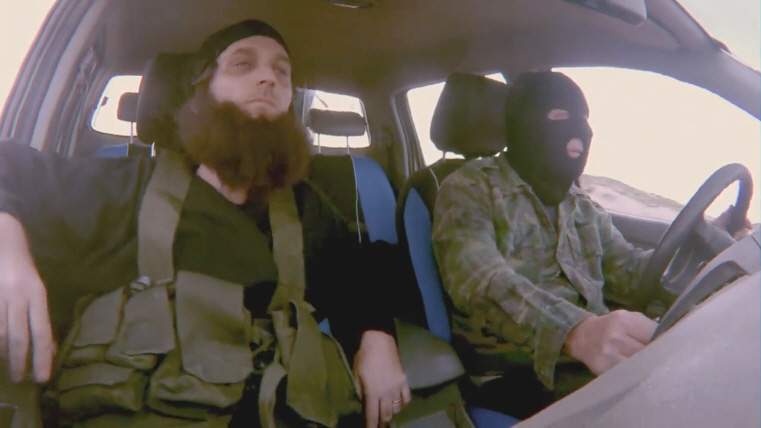 אנחנו או הם, גרסת דאעש