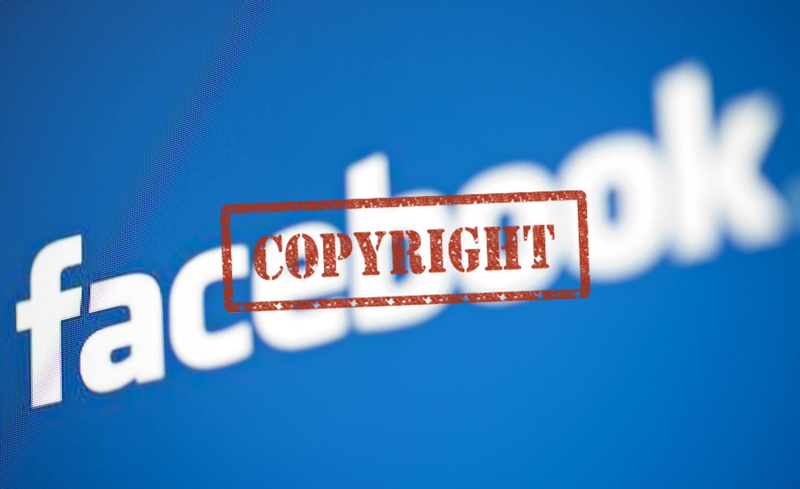 בהלת זכויות היוצרים בפייסבוק כבר כאן