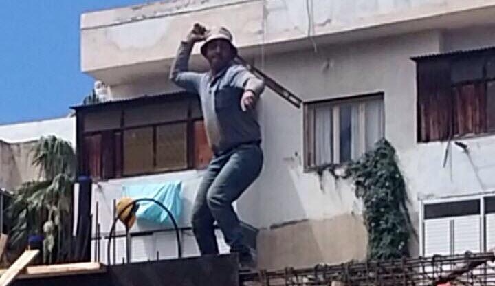 עומרי חיון הותקף בתל אביב