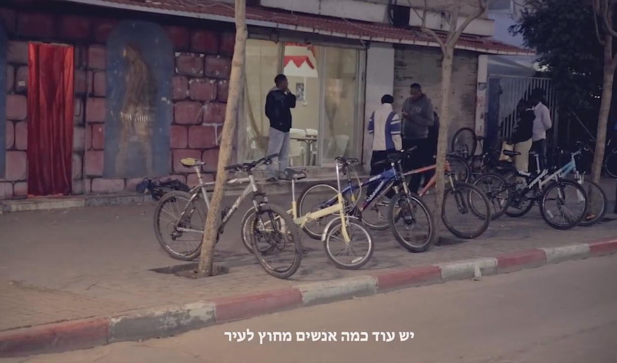 גנב אופניים מקצועי גוייס כפרזנטור בקמפיין של מנעולי קריפטונייט