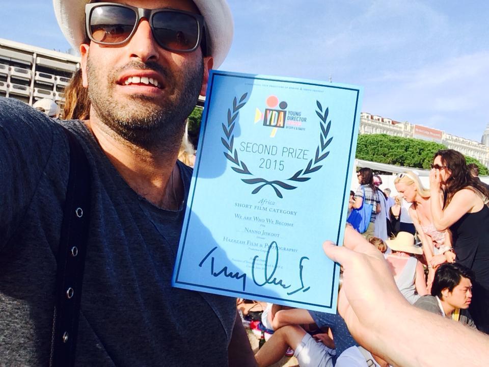 פרסי YDA בפסטיבל קאן 2015