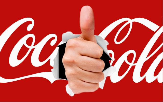 קוקה קולה בפייסבוק