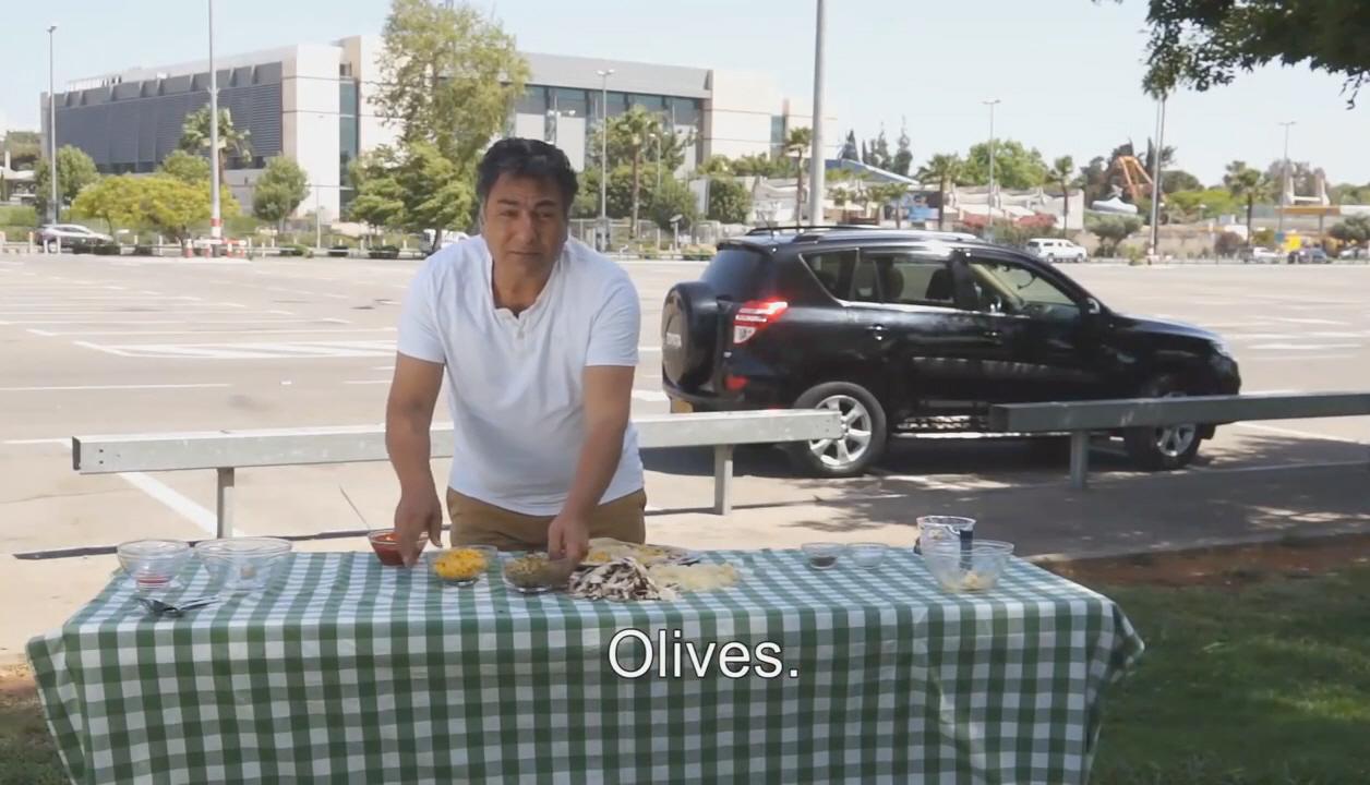 מבשלים ברכב עם חיים כהן