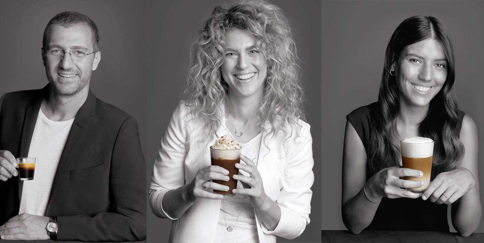 Nespresso ישראל / צילום: רון קדמי