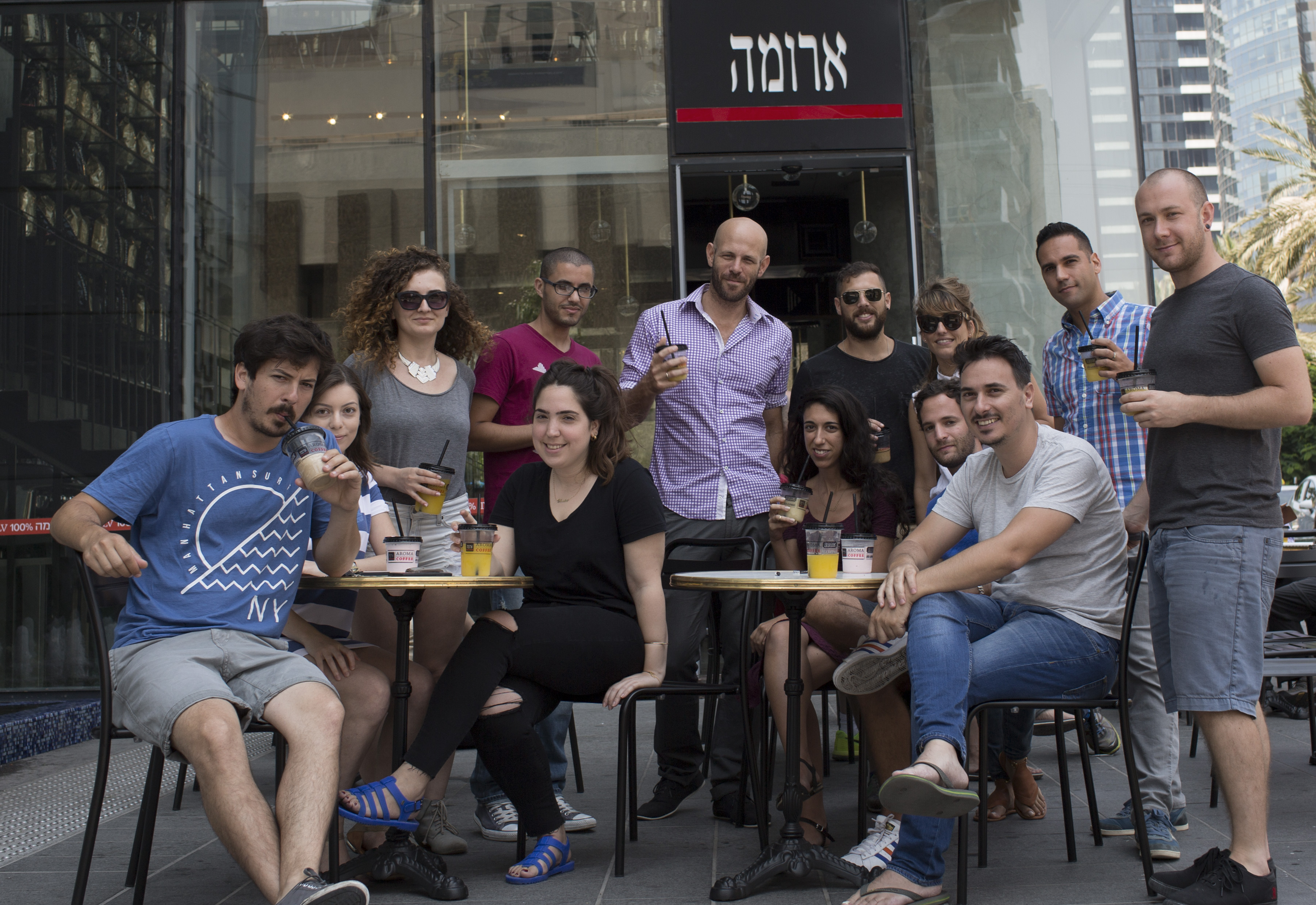 Awesome Tel Aviv