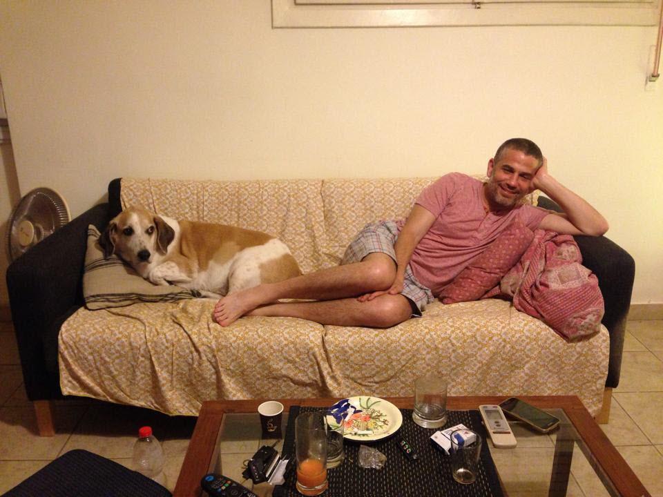 ינון מגל, קנאביס, ובוני הכלב