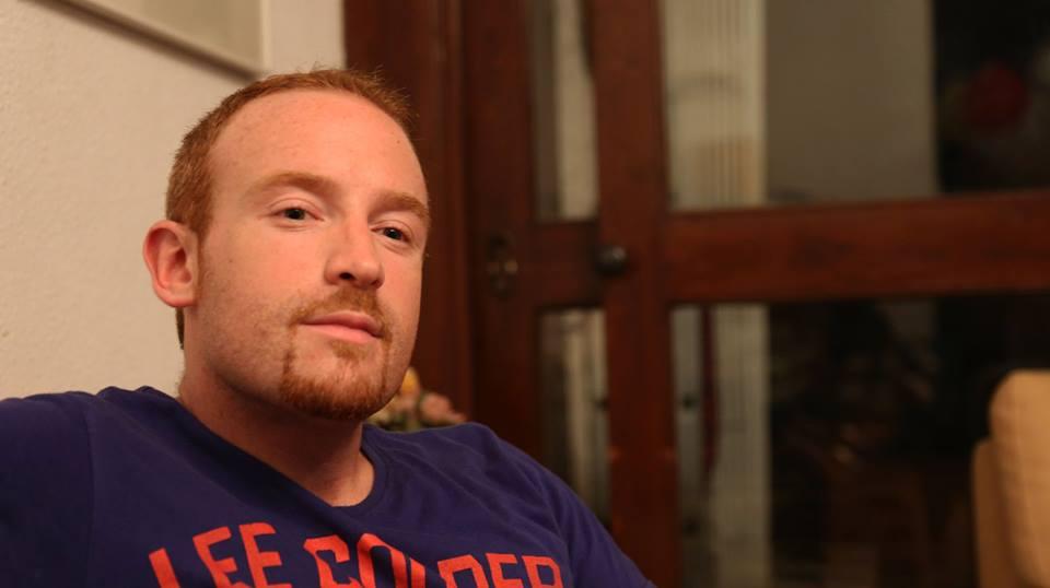 אדם רובסון, תמונה: גל שאול