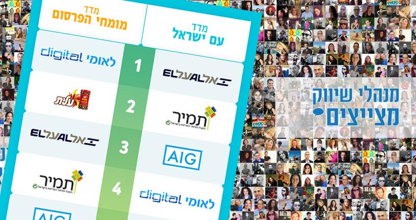 הפרסומאים VS עם ישראל