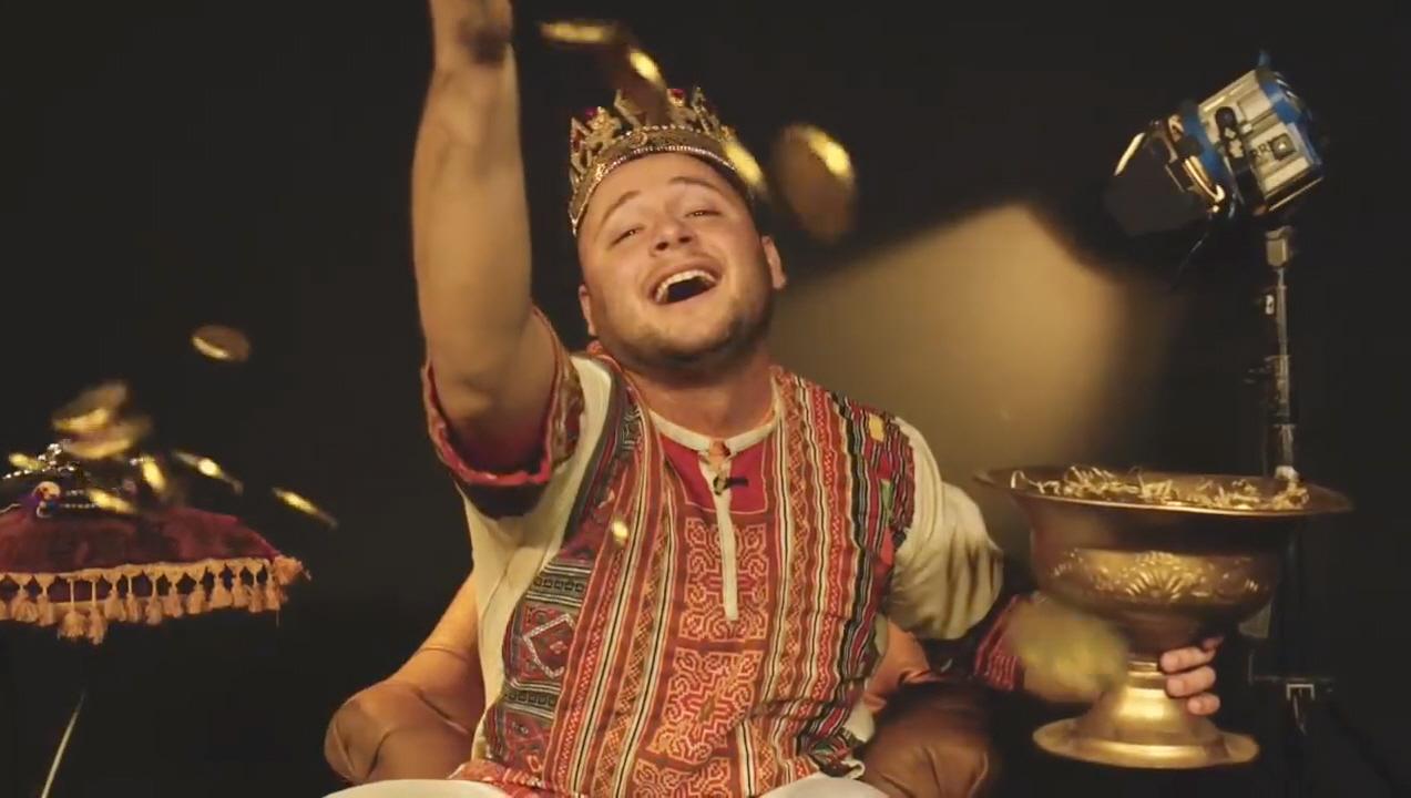 אלכס שולץ - המלך של ברגר קינג ישראל