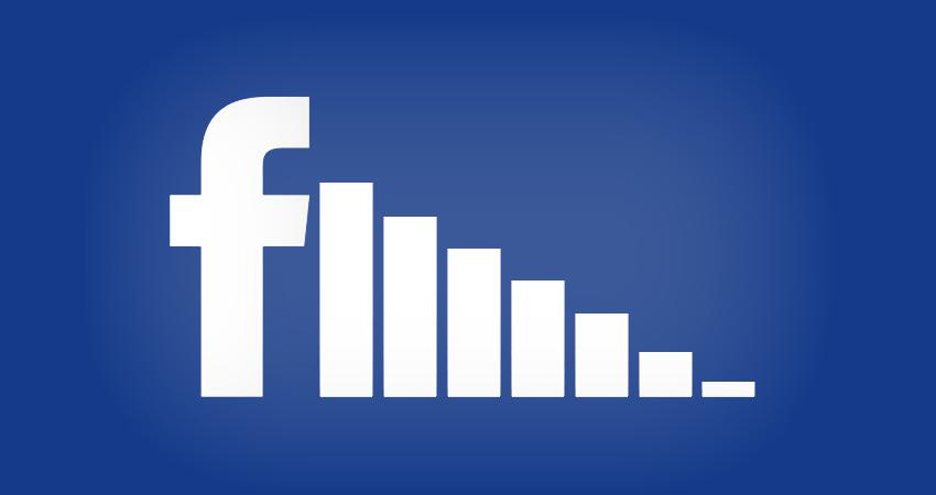 ירידת חשיפה אורגנית בפייסבוק