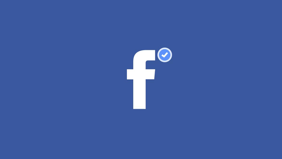 פרופיל פייסבוק מאומת