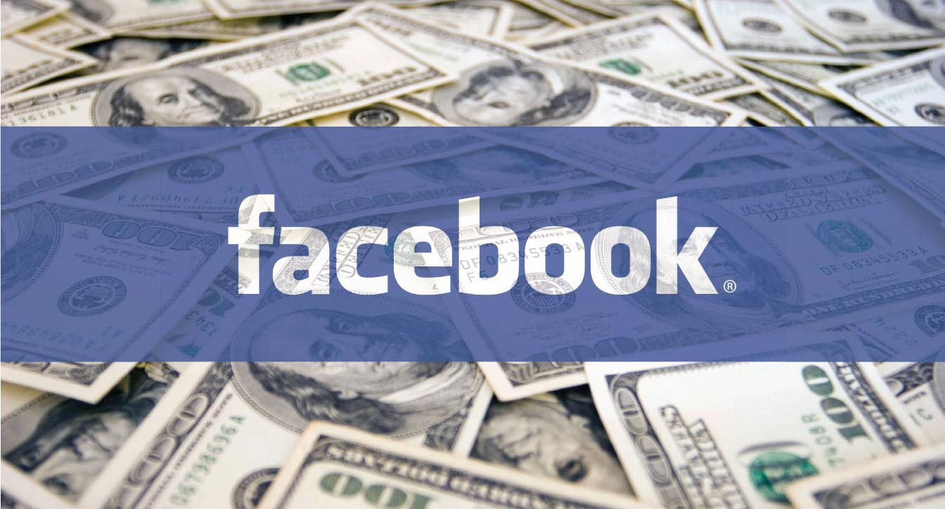 פייסבוק משלמת כסף