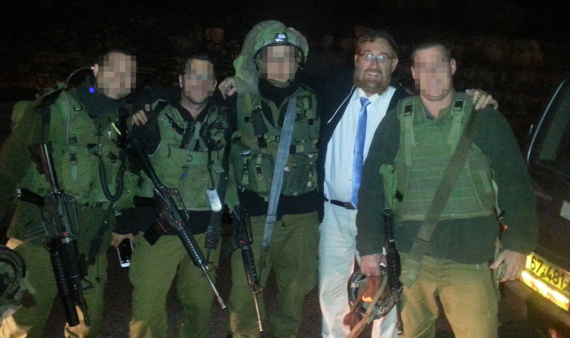 יהודה גליק, וחברים