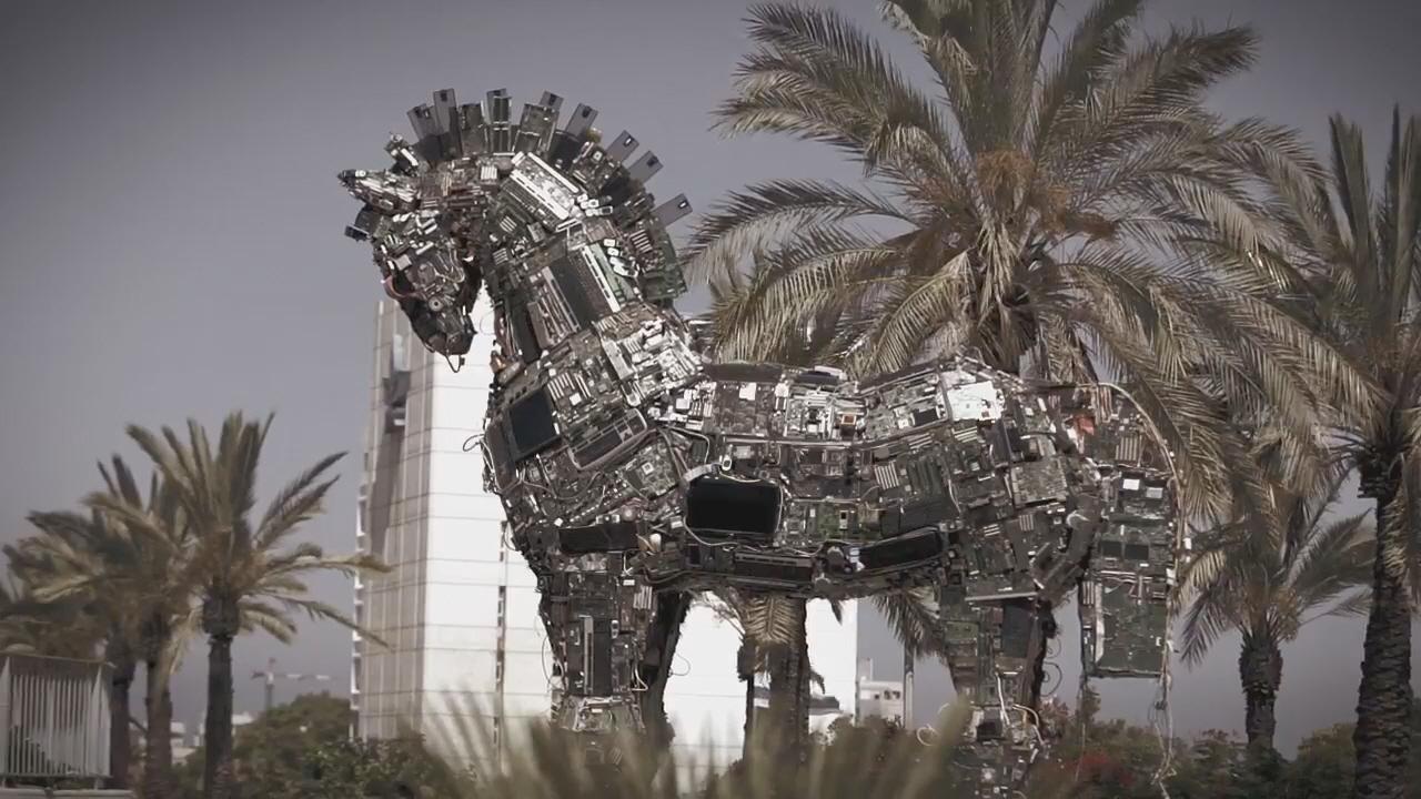 סוס הסייבר הטרויאני