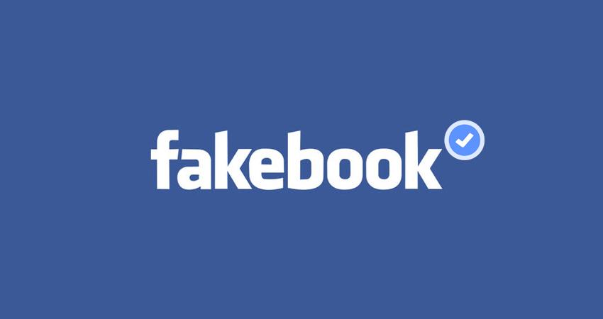 פייסבוק - fakebook