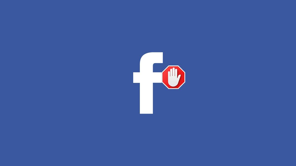 פייסבוק, אדבלוק