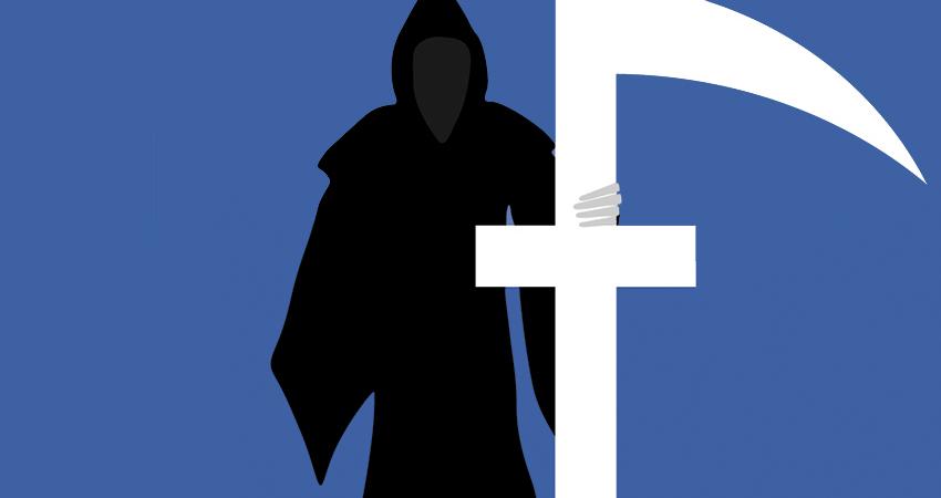 פייסבוק ומלאך המוות