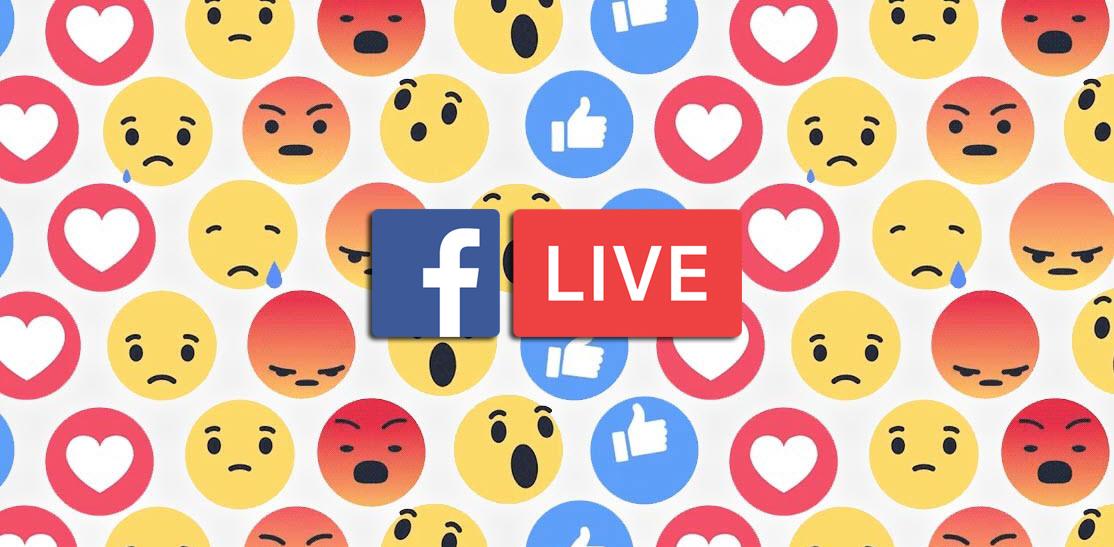 סקר רגשונים בפייסבוק לייב