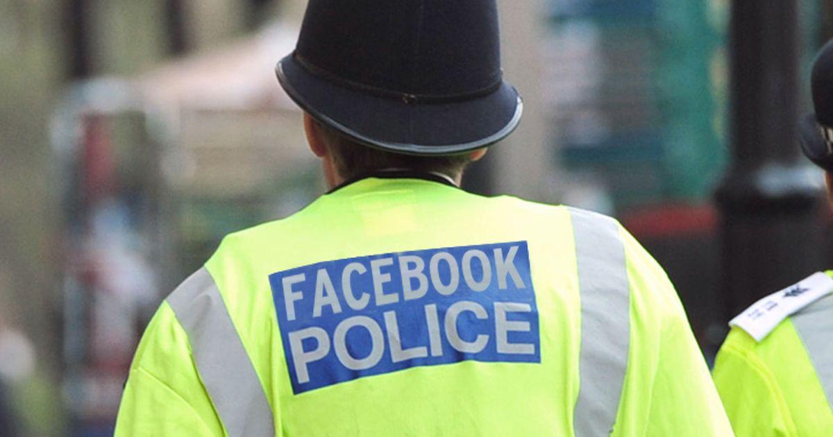 משטרת פייסבוק