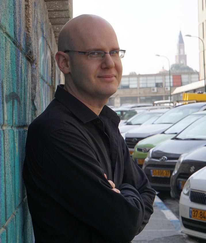 עמית הלפרין, צילום: מנחה נופה