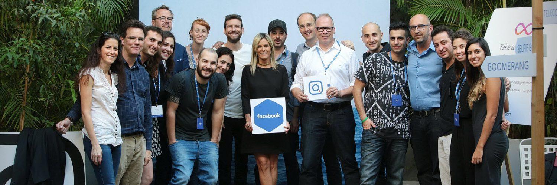 עובדי פייסבוק ישראל