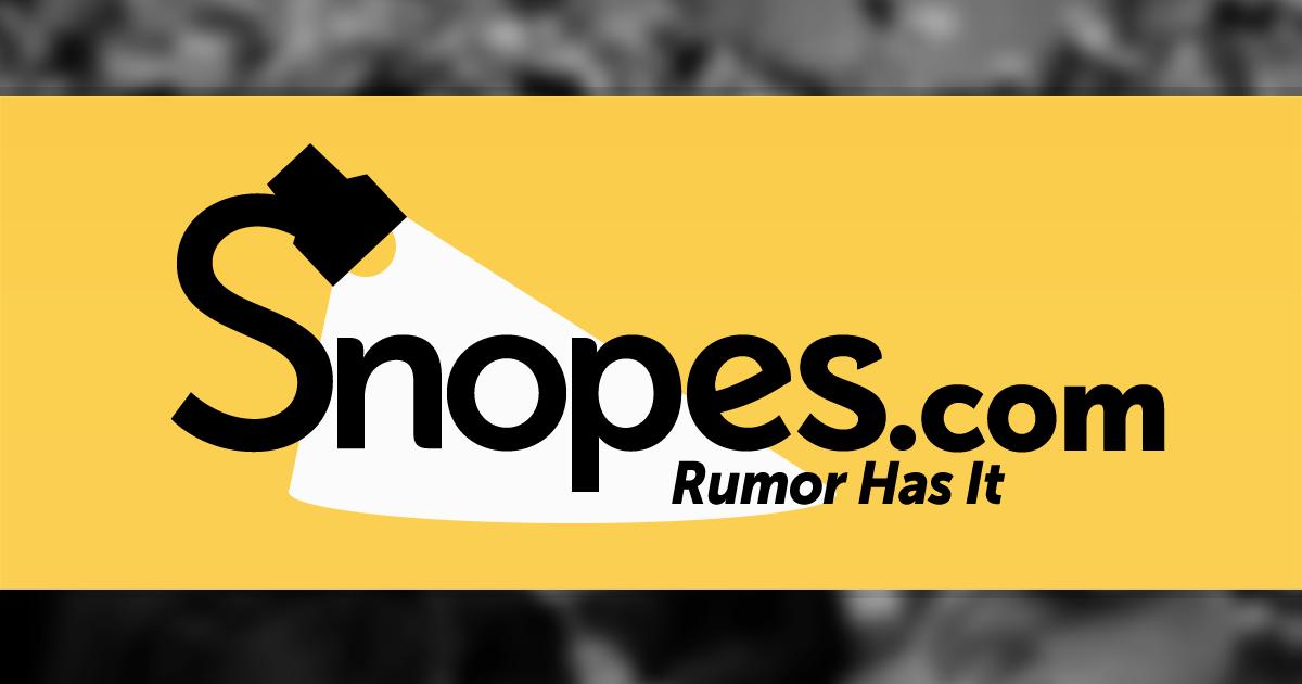 Snopes - סנופס