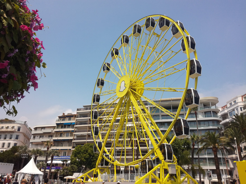 גלגל הענק של סנאפצ'ט