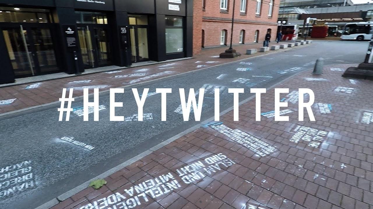 היי טוויטר