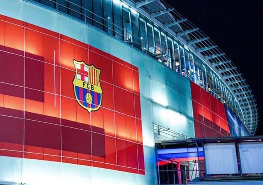 מועדון הכדורגל ברצלונה. צילום: Fikri Rasyid